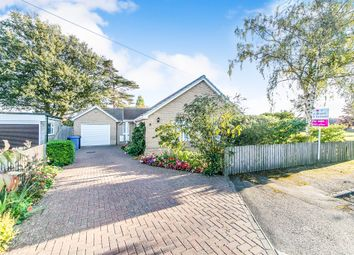 Thumbnail 2 bed detached bungalow for sale in Summerfield Close, Rushmere St. Andrew, Ipswich