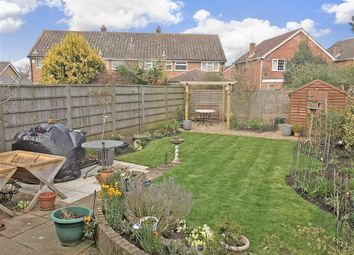 Thumbnail 3 bed semi-detached house for sale in Broomfield Road, Kingswood, Maidstone, Kent