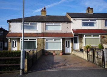 Thumbnail 2 bedroom terraced house for sale in Sandhall Drive, Highroad Well, Halifax
