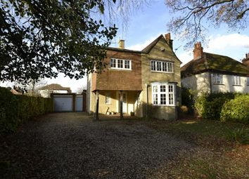 Thumbnail 4 bed detached house for sale in Andover Road, Newbury, Berkshire