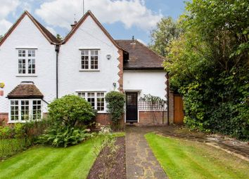 Thumbnail 3 bed cottage for sale in Denman Drive South, Hampstead Garden Suburb