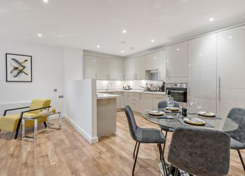 Thumbnail 3 bedroom flat for sale in Bowes Road, London