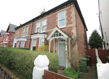 Thumbnail 5 bed semi-detached house for sale in Regent Road, Crosby, Merseyside