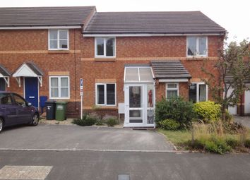 Thumbnail 2 bed terraced house to rent in Rews Meadow, Pinhoe, Exeter