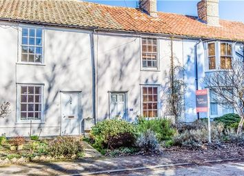 Thumbnail 2 bed terraced house for sale in High Street, Little Shelford, Cambridge