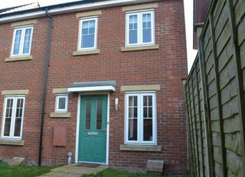 Thumbnail 2 bed property to rent in Secunda Way, Hempsted, Gloucester