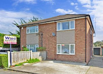 Thumbnail 3 bed semi-detached house for sale in Sherwood Avenue, Walderslade, Chatham, Kent