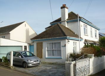 Thumbnail 4 bed detached house for sale in Parade Hill, Mousehole, Penzance