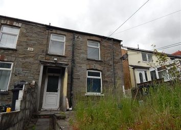 Thumbnail 2 bed end terrace house for sale in Vivian Street, Abertillery