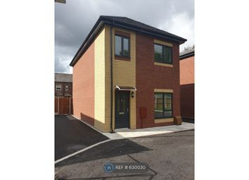 Thumbnail 3 bed detached house to rent in Nansen Close, Manchester