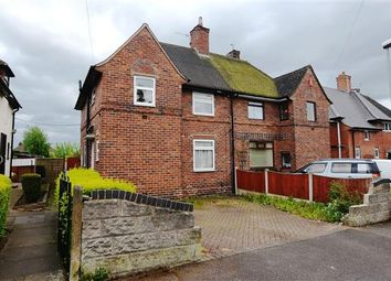 Thumbnail 2 bedroom semi-detached house to rent in Kingsfield Road, Basford, Stoke On Trent