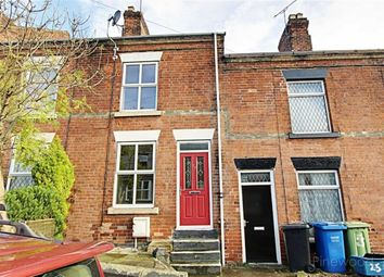 Thumbnail 3 bed terraced house to rent in Rutland Road, Chesterfield, Derbyshire
