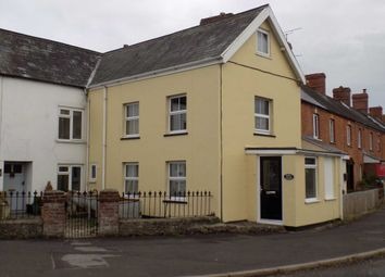 Thumbnail 2 bedroom terraced house for sale in Chard Junction, Chard
