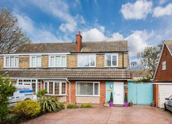 Thumbnail 3 bed semi-detached house for sale in Tay Road, Bletchley, Milton Keynes