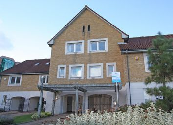 Thumbnail 3 bed town house to rent in Coverack Way, Port Solent, Portsmouth