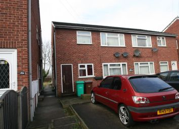 Thumbnail 2 bedroom maisonette to rent in Rosetta Road, Basford, Nottingham
