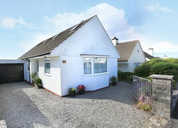 Thumbnail 3 bedroom detached bungalow for sale in Mount Batten Way, Plymstock, Plymouth