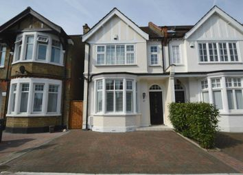Thumbnail Semi-detached house for sale in Ashurst Road, London