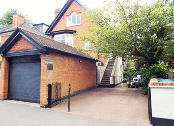 Thumbnail 2 bed flat to rent in Harlaxton Drive, Nottingham