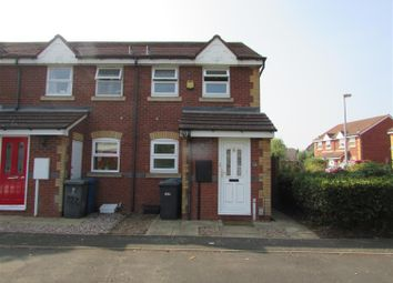 Thumbnail 2 bed end terrace house to rent in Kettlebrook Road, Tamworth, Staffordshire