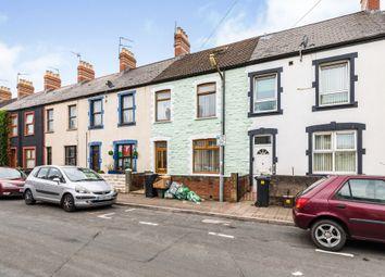 4 bed terraced house for sale in Bertram Street, Roath, Cardiff CF24