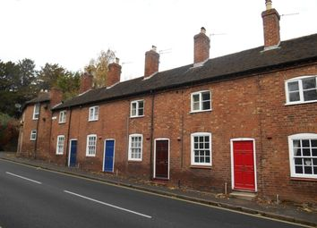 Thumbnail 2 bed terraced house to rent in Frankwell, Shrewsbury