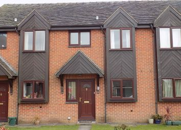 Thumbnail 2 bed town house for sale in Roadmeadow Close, Ashbourne