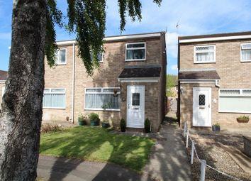 Thumbnail 3 bedroom semi-detached house for sale in Sandgate, Swindon