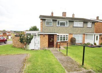Thumbnail 3 bed semi-detached house to rent in Colesdale, Cuffley, Potters Bar