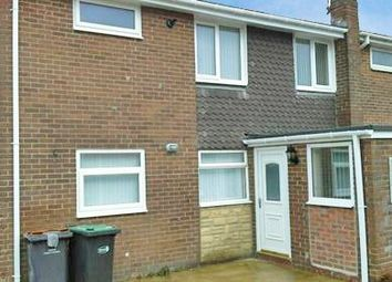 Thumbnail 3 bed semi-detached house to rent in Coniston Drive, Sacriston, Durham