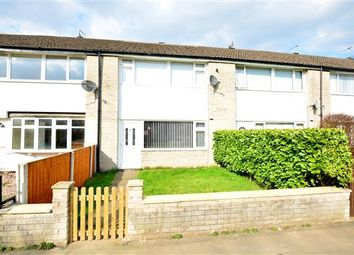 Thumbnail 3 bed terraced house for sale in Wharton Gardens, Winsford