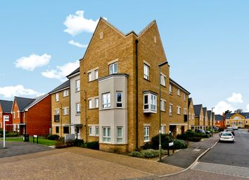 Thumbnail 1 bed flat for sale in Miller Place, Epsom Surrey