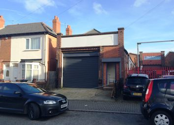 Thumbnail Industrial for sale in Blythswood Road, Tyseley, Birmimgham