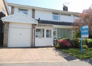 Thumbnail 4 bed semi-detached house for sale in Ridge Crescent, Marple, Stockport