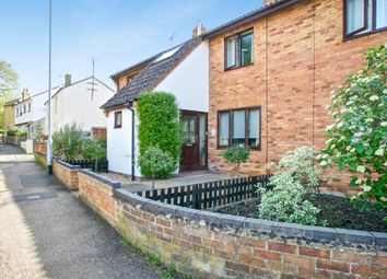 Thumbnail 3 bed terraced house for sale in High Street, Stretham, Ely