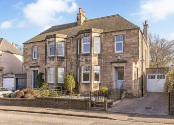 Thumbnail 4 bed semi-detached house for sale in 62 Cluny Gardens, Edinburgh