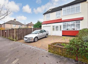 Thumbnail 6 bed semi-detached house for sale in Links View Road, Shirley, Croydon, Surrey