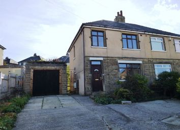 Thumbnail 3 bed semi-detached house for sale in Clare Crescent, Wyke, Bradford