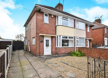 Thumbnail 3 bed semi-detached house for sale in Coronation Street, Sutton-In-Ashfield