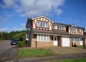 Thumbnail 4 bed detached house to rent in Sir John Pascoe Way, Duston, Northampton