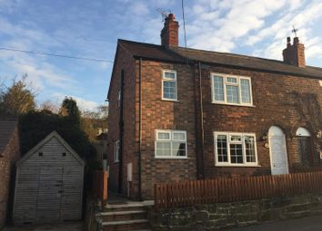 Thumbnail 2 bed semi-detached house for sale in Top Road, Kingsley, Cheshire