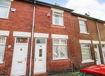 Thumbnail 2 bed terraced house for sale in Wallis Street, Fenton, Stoke-On-Trent