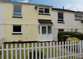 Thumbnail 3 bed terraced house for sale in Yarda Walk, Brixton, Plymouth, Devon