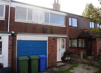 Thumbnail 3 bed terraced house for sale in The Crescent, Poulton-Le-Fylde, Preesall