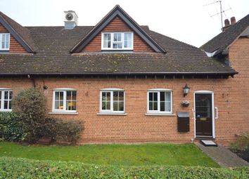 Thumbnail 2 bed terraced house for sale in Ewell Court Avenue, Ewell, Epsom, Surrey.