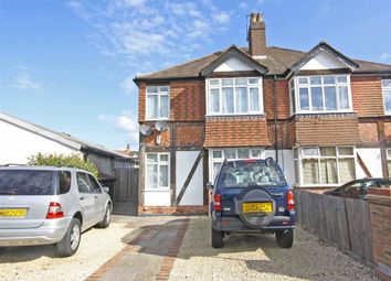 Thumbnail 2 bed flat to rent in Clandon Terrace, Kingston Road, London