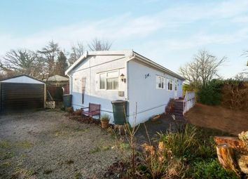 Thumbnail 2 bed mobile/park home for sale in Bridestowe, Okehampton, Devon