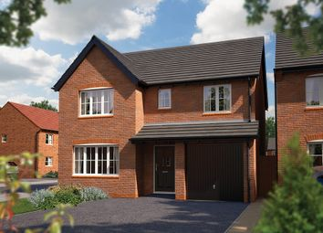 "Thumbnail 3 bed detached house for sale in ""The Greetwell"" at Southam Road, Radford Semele, Leamington Spa"