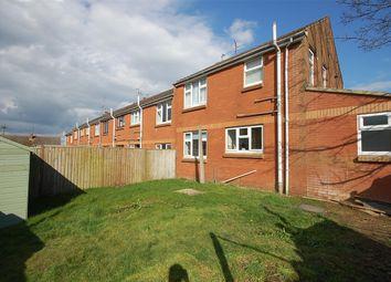 Thumbnail 1 bed flat to rent in Caernarvon Road, Keynsham, Bristol