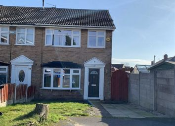 Thumbnail 3 bed mews house for sale in Alpine Drive, Leigh, Lancashire